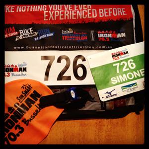 Ironman 70.3 Busselton. EPIC.