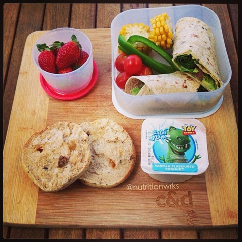 #feedmefriday Lunch box 101