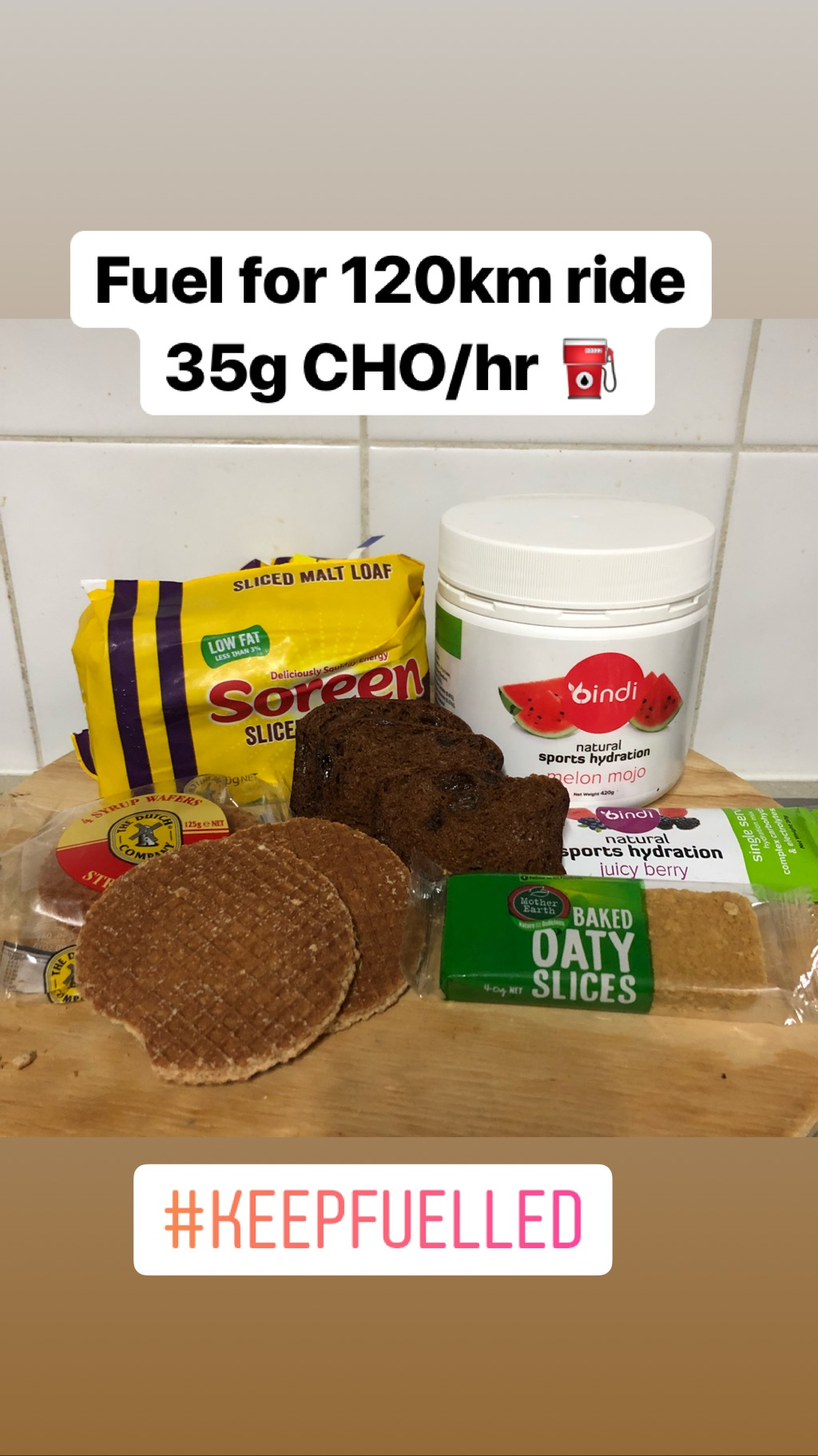 Fuelling Ironman 101: Part 3